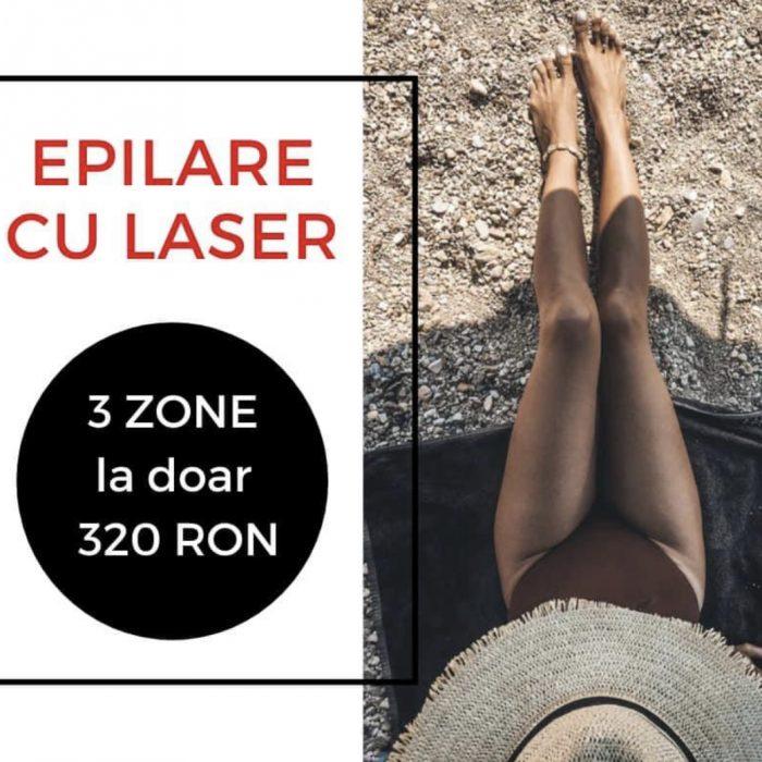 Epilare Laser  3 zone